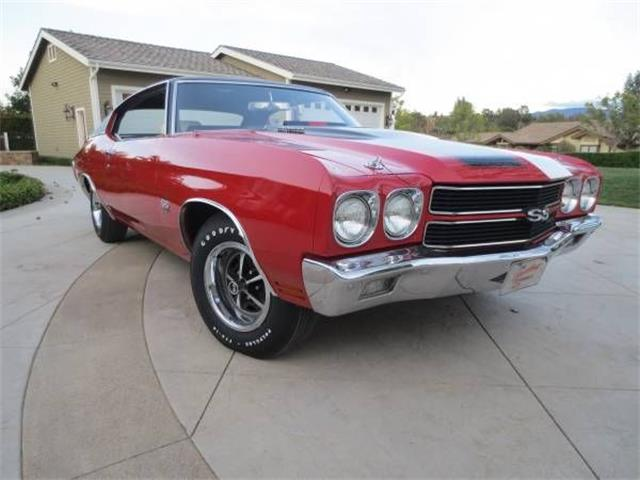 1970 Chevrolet Chevelle (CC-1335835) for sale in Cadillac, Michigan