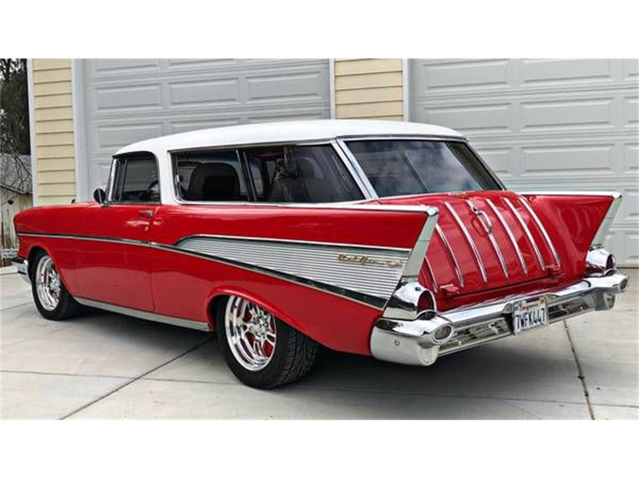 1957 Chevrolet Bel Air (CC-1335836) for sale in Cadillac, Michigan