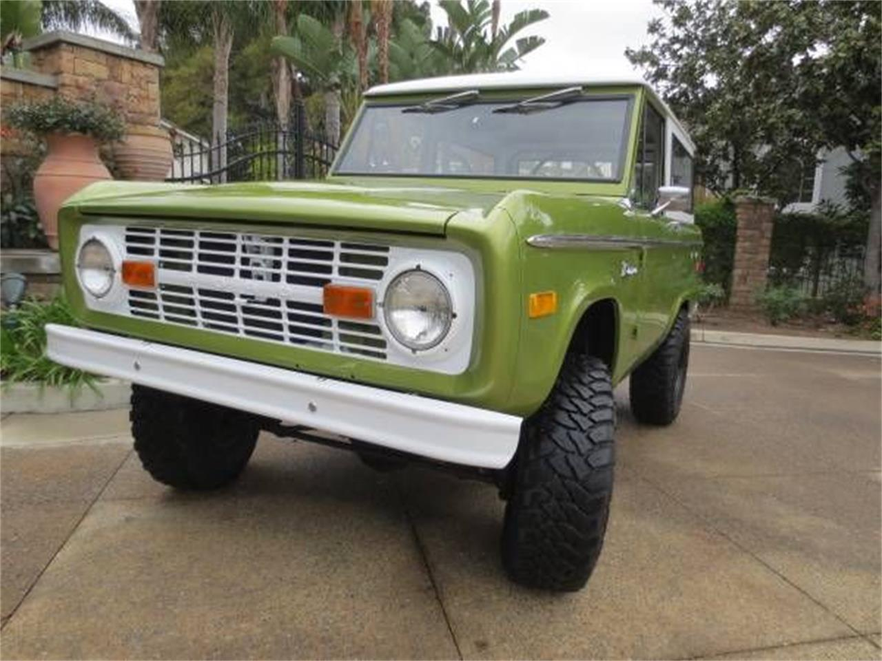 1972 Ford Bronco (CC-1335837) for sale in Cadillac, Michigan