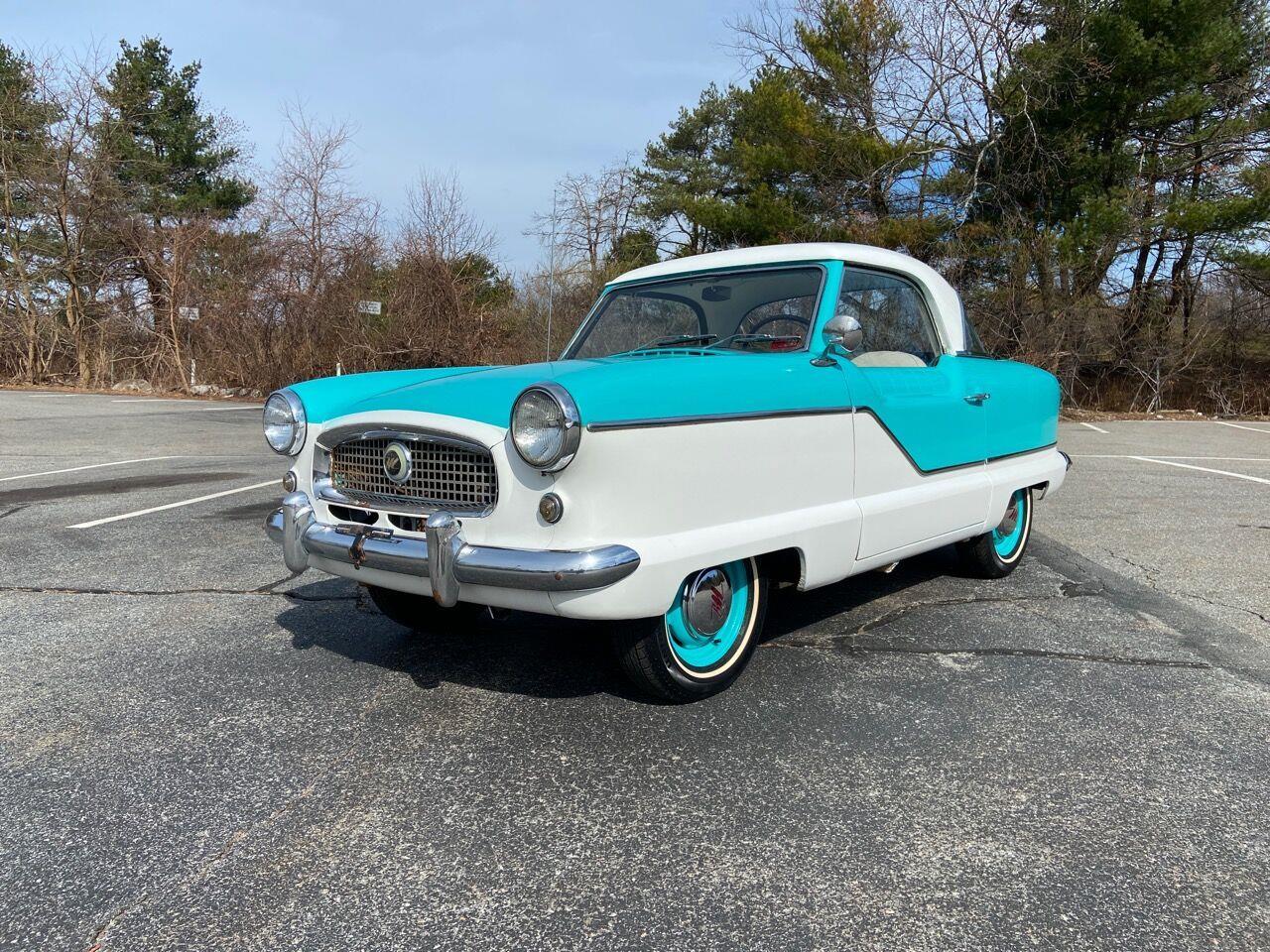 1958 Nash Metropolitan (CC-1335847) for sale in Westford, Massachusetts