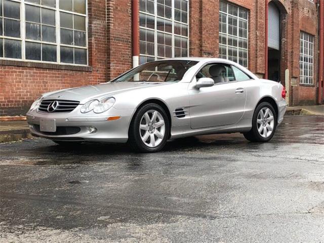 2003 Mercedes-Benz SL-Class (CC-1335856) for sale in Saint Charles, Missouri