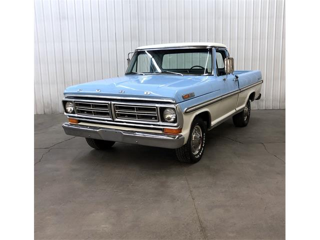 1972 Ford F100 (CC-1335860) for sale in Maple Lake, Minnesota