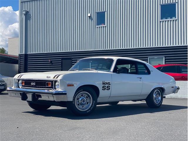 1974 Chevrolet Nova (CC-1335873) for sale in San Jose, California