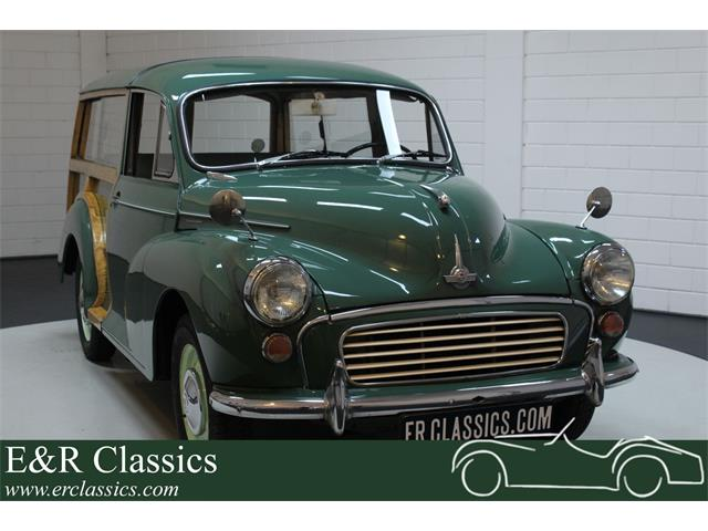 1969 Morris Minor 1000 Traveler Wagon
