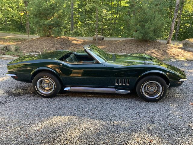 1968 Chevrolet Corvette (CC-1335893) for sale in Dwight, Ontario