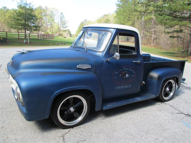 1953 Ford F100 (CC-1335894) for sale in Fayetteville, Georgia
