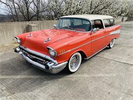 1957 Chevrolet Bel Air Nomad (CC-1335899) for sale in branson, Missouri