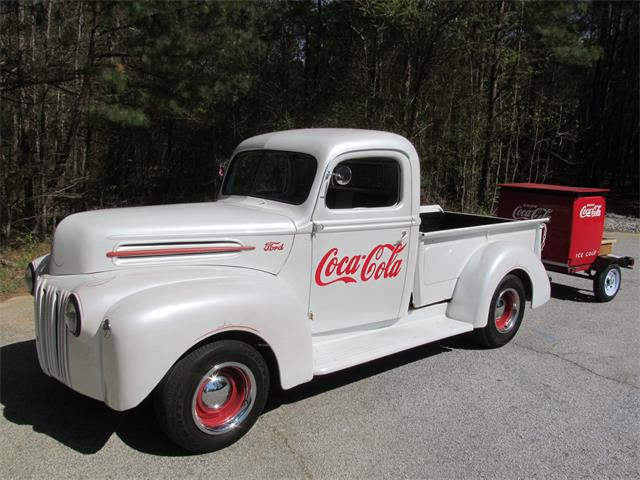 1946 Ford 1/2 Ton Pickup (CC-1335902) for sale in Fayetteville, Georgia