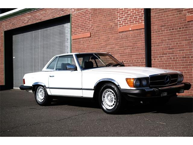 1984 Mercedes-Benz 380SL (CC-1335922) for sale in Bridgeport, Connecticut