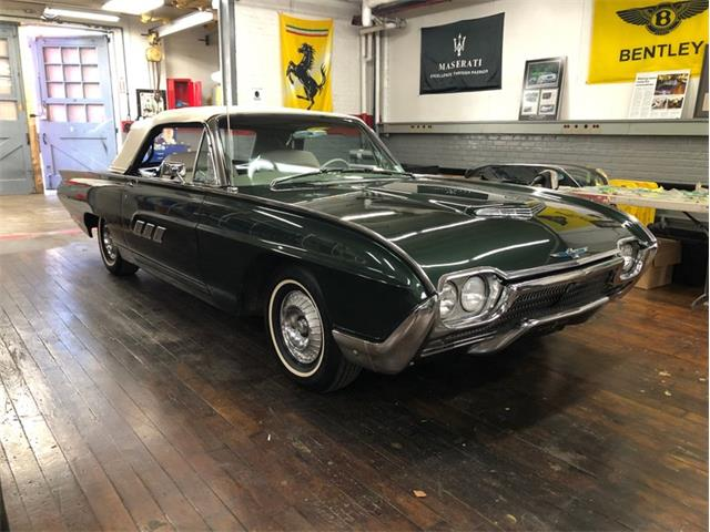 1963 Ford Thunderbird (CC-1335924) for sale in Bridgeport, Connecticut