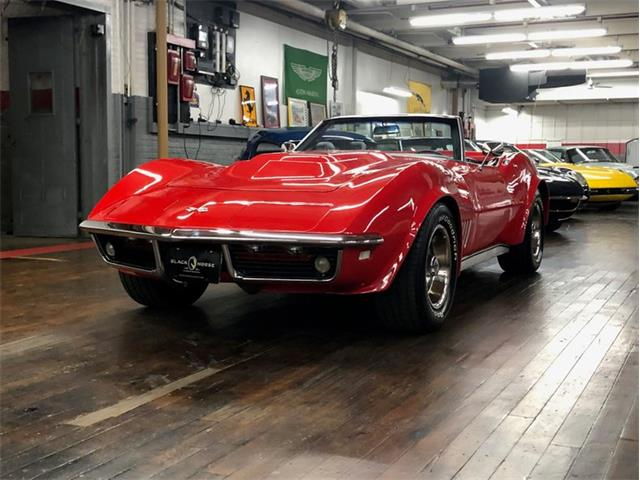 1968 Chevrolet Corvette (CC-1335926) for sale in Bridgeport, Connecticut