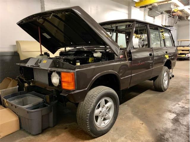 1993 Land Rover Range Rover (CC-1335928) for sale in Bridgeport, Connecticut