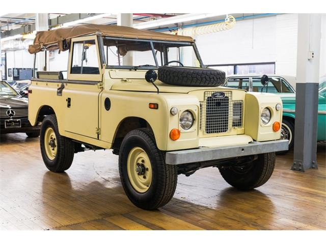 1971 Land Rover Series I (CC-1335929) for sale in Bridgeport, Connecticut
