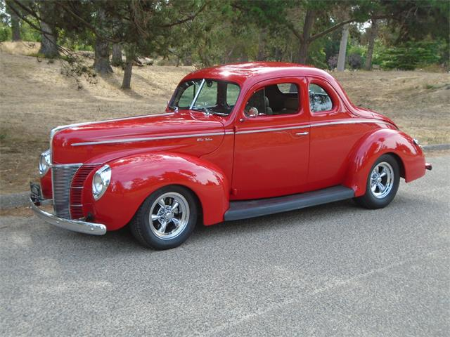 1940 Ford 2-Dr Coupe (CC-1335931) for sale in Orcutt, California