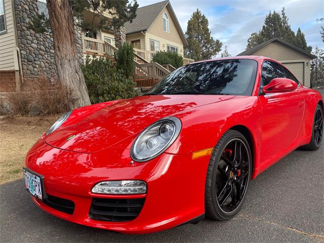2011 Porsche 911 Carrera (CC-1335932) for sale in Bend, Oregon
