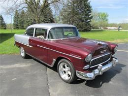 1955 Chevrolet Bel Air (CC-1335933) for sale in Goodrich, Michigan