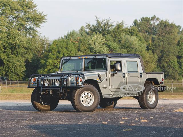 1997 Hummer H1 (CC-1335944) for sale in Elkhart, Indiana