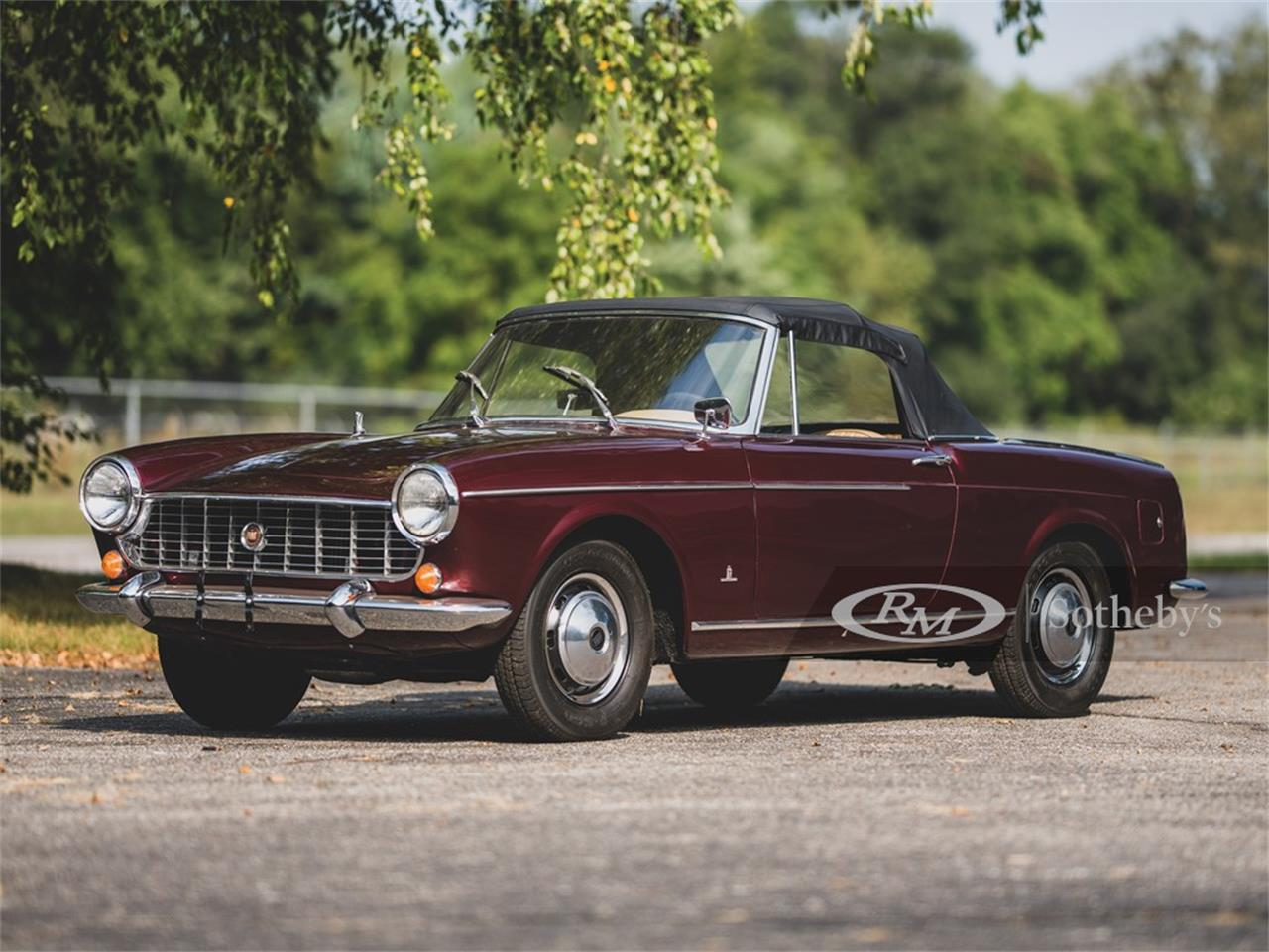 1967 Fiat 1500 (CC-1335947) for sale in Elkhart, Indiana