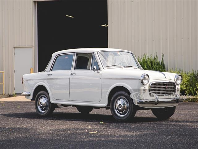1963 Fiat 1100 (CC-1335948) for sale in Elkhart, Indiana