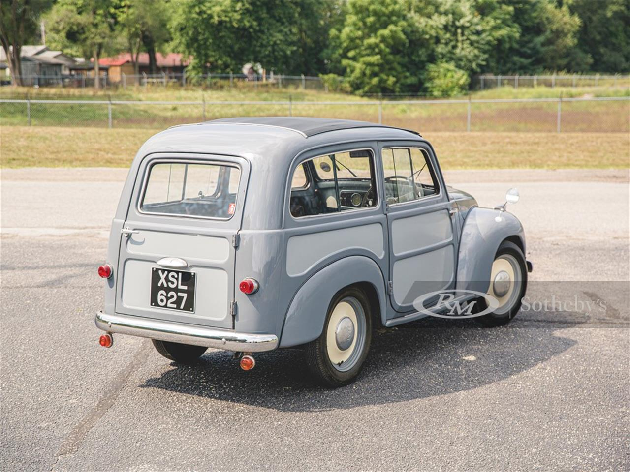 1953 Fiat 500 (CC-1335950) for sale in Elkhart, Indiana