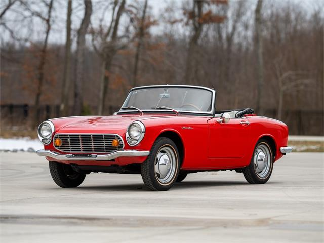 1966 Honda S600 (CC-1335956) for sale in Elkhart, Indiana