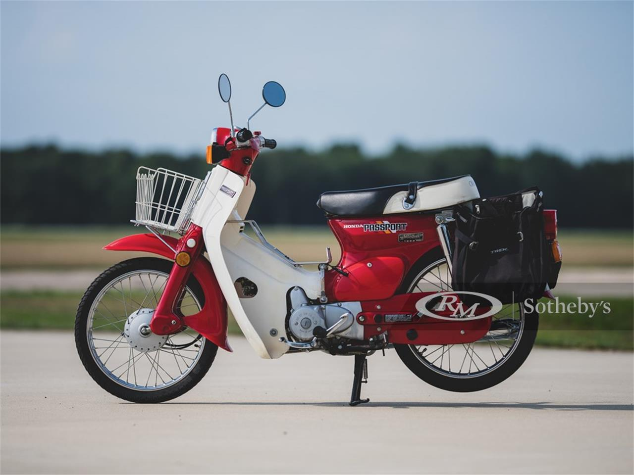 1982 Honda C70 (CC-1335960) for sale in Elkhart, Indiana