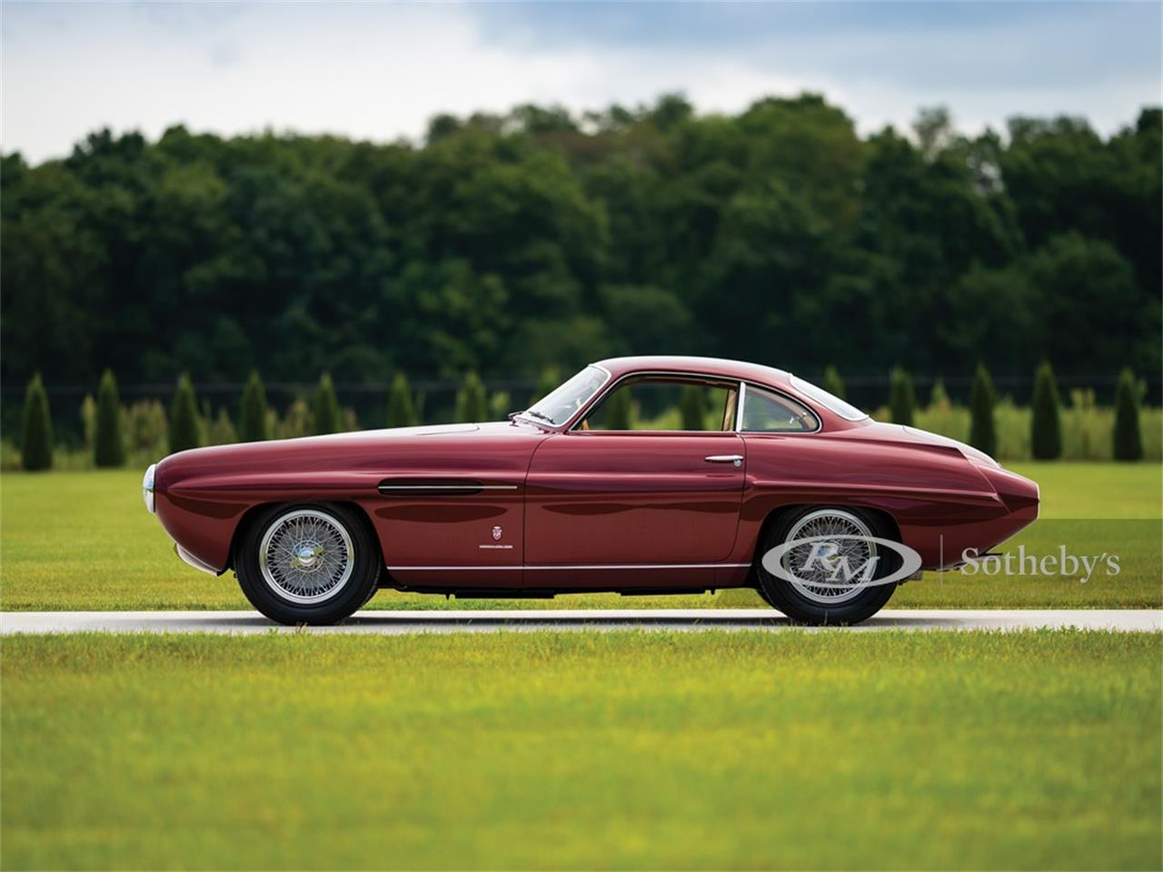 1953 Fiat 8V (CC-1335969) for sale in Elkhart, Indiana