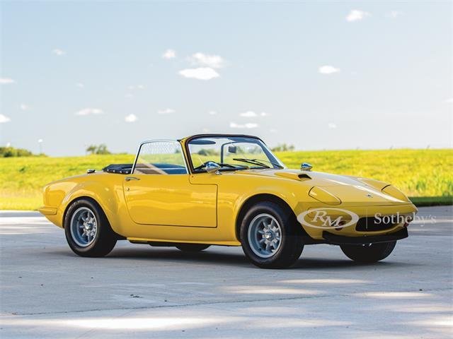 1972 Lotus Elan (CC-1335972) for sale in Elkhart, Indiana