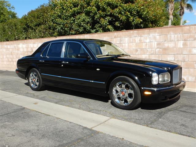 2001 Bentley Arnage (CC-1335988) for sale in woodland hills, California