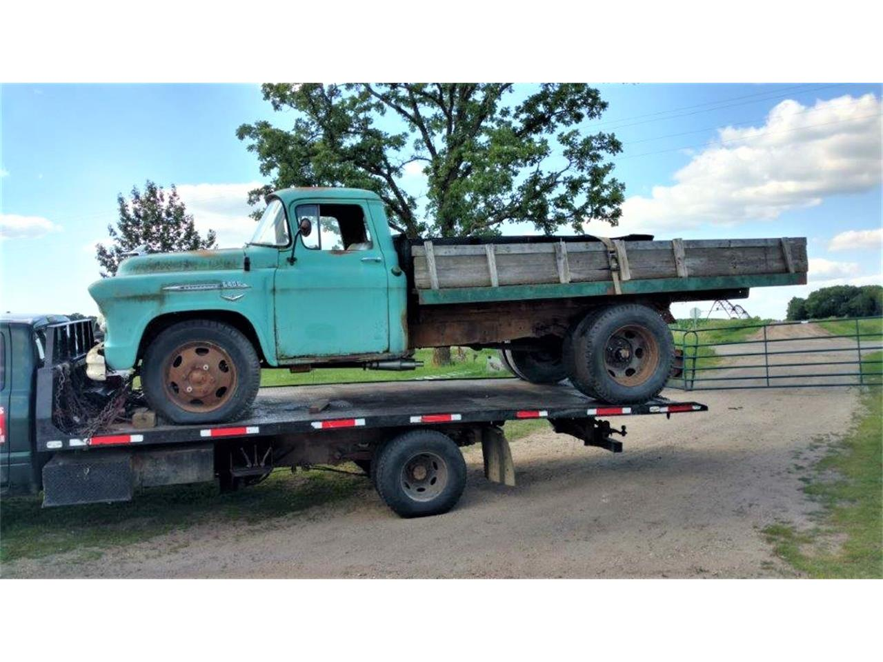 1956 Chevrolet Truck (CC-1335989) for sale in Parkers Prairie, Minnesota