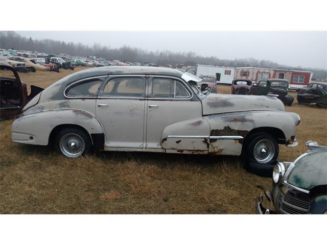 1948 Oldsmobile 4-Dr Sedan