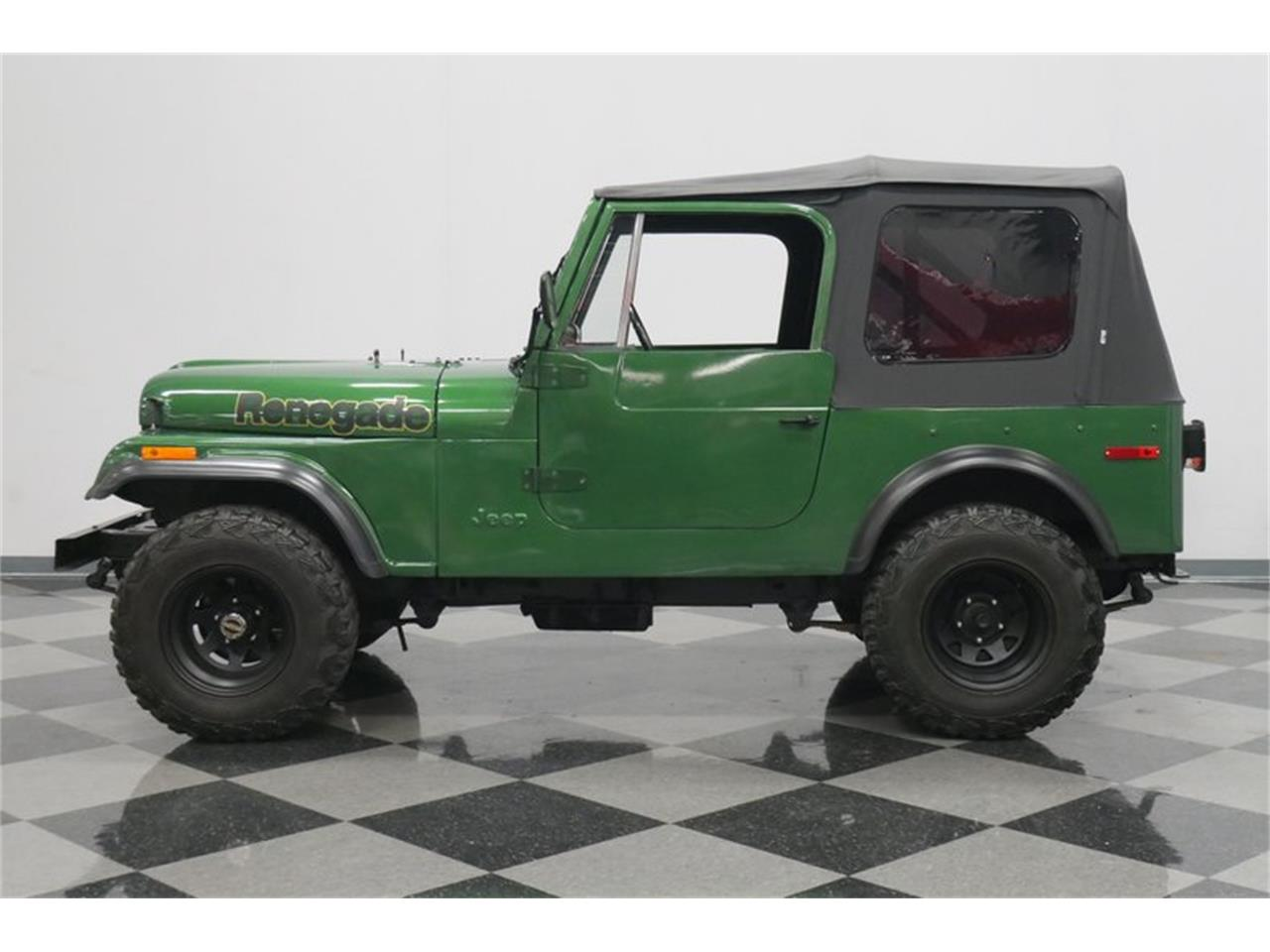 1977 Jeep CJ7 (CC-1336005) for sale in Lavergne, Tennessee