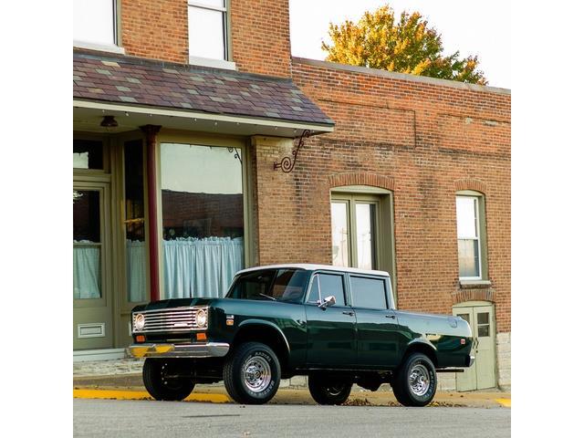 1974 International Wagonmaster (CC-1336010) for sale in St. Louis, Missouri