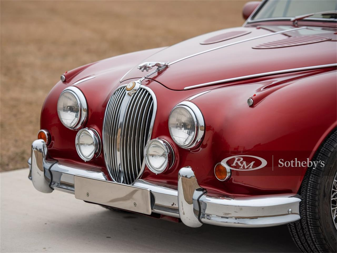 1960 Jaguar Mark II (CC-1336018) for sale in Elkhart, Indiana