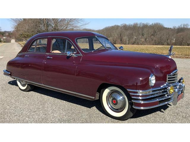 1948 Packard Deluxe (CC-1336025) for sale in West Chester, Pennsylvania