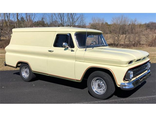 1966 Chevrolet Panel Truck (CC-1330603) for sale in West Chester, Pennsylvania