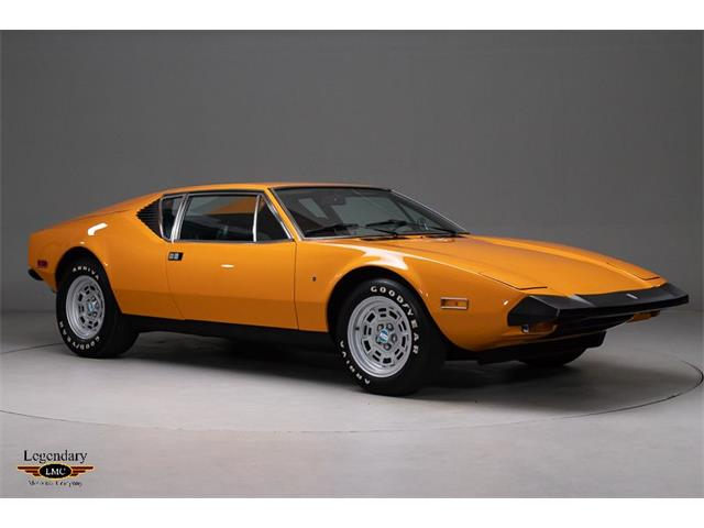 1974 De Tomaso Pantera (CC-1336037) for sale in Halton Hills, Ontario
