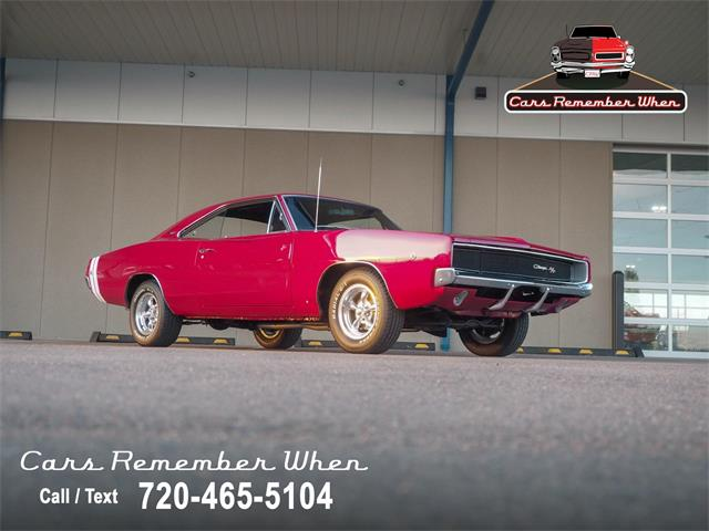 1968 Dodge Charger (CC-1336040) for sale in Englewood, Colorado