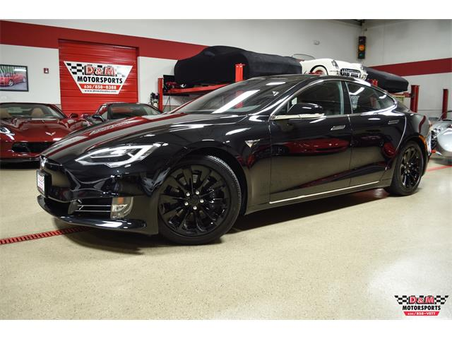 2017 Tesla Model S (CC-1336044) for sale in Glen Ellyn, Illinois