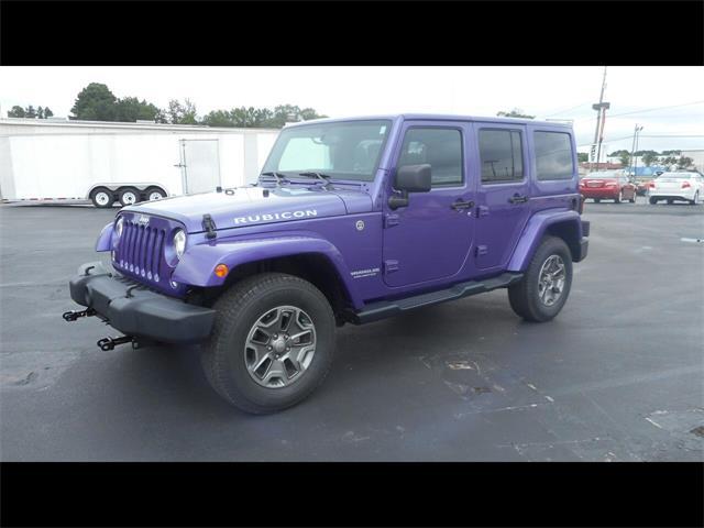 2017 Jeep Wrangler (CC-1336058) for sale in Greenville, North Carolina