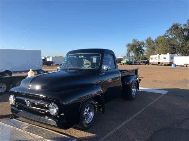 1953 Ford F100 (CC-1336063) for sale in Cadillac, Michigan