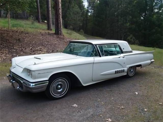 1958 Ford Thunderbird (CC-1336065) for sale in Cadillac, Michigan