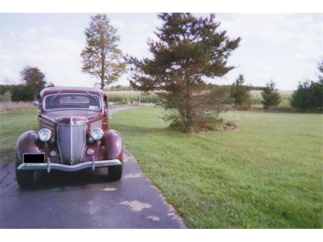 1936 Ford Sedan (CC-1336066) for sale in Cadillac, Michigan