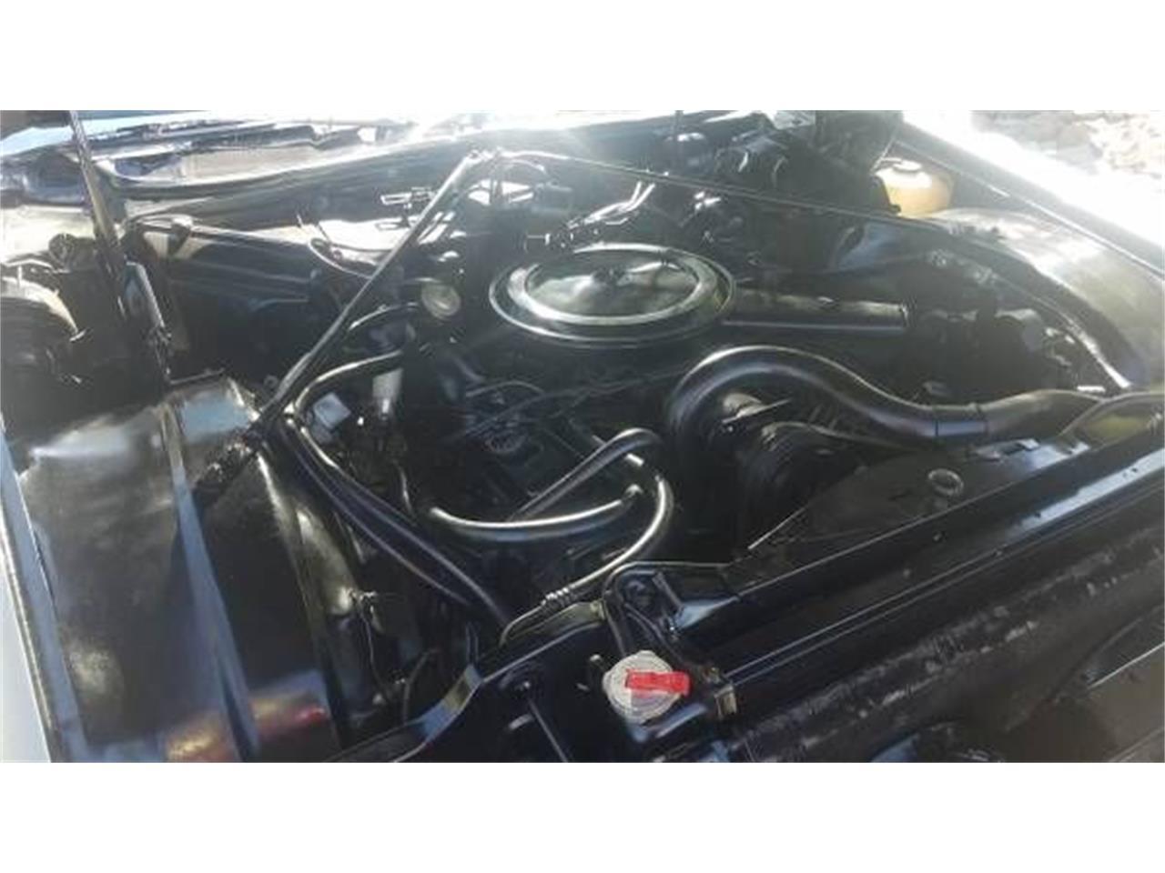 1969 Cadillac Coupe DeVille (CC-1336079) for sale in Cadillac, Michigan