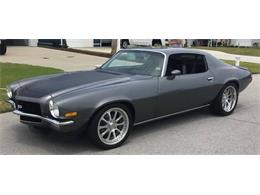 1971 Chevrolet Camaro (CC-1336087) for sale in Cadillac, Michigan