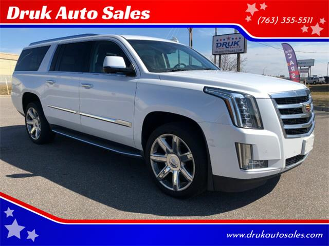 2016 Cadillac Escalade (CC-1336089) for sale in Ramsey, Minnesota