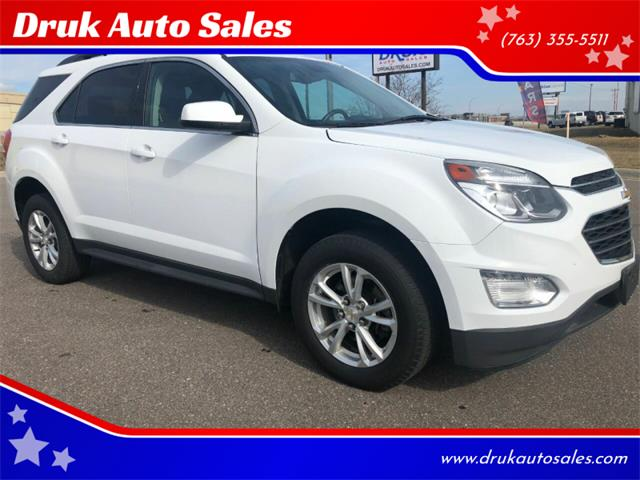 2016 Chevrolet Equinox (CC-1336090) for sale in Ramsey, Minnesota
