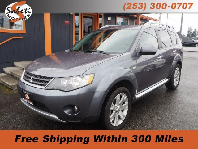 2009 Mitsubishi Outlander (CC-1336094) for sale in Tacoma, Washington