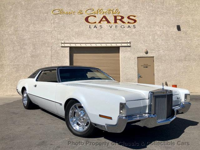 1972 Lincoln Continental (CC-1336101) for sale in Las Vegas, Nevada