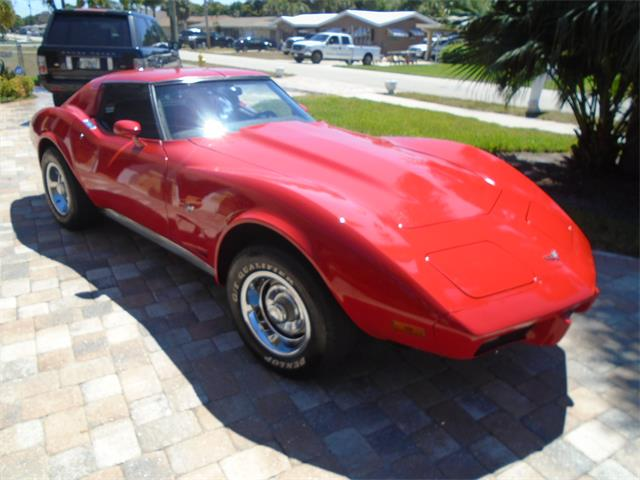 1977 Chevrolet Corvette (CC-1336113) for sale in North Fort Myers, Florida